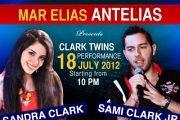 SAMI JR & SANDRA CLARK PERFORMANCE~ANTELIAS FESTIVAL 2012 !!