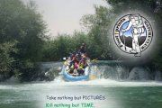 Rafting in Assi River with Footprints Club