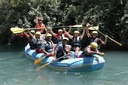 Rafting in Assi River with Ghaith Tours