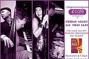 FRIDAY JAZZ NIGHT at E-Café Sursock