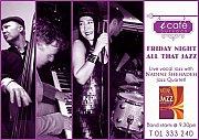FRIDAY JAZZ NIGHT at E-Café Sursock