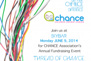 CHANCE at Skybar 2014 - Fundraising for Children with Cancer