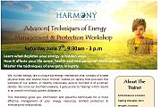 Advanced Techniques of Energy Management and Protection workshop