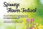 Flower Festival at Spinneys