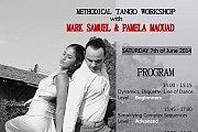 METHODICAL TANGO workshop CREATION with Pamela Maouad and Mark Samuel
