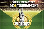 Virgin MEGASTORE PS4 Tournament