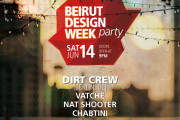 Beirut Design Week Party: Station Rooftop Opening