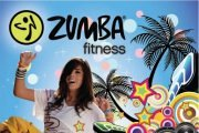 Zumba® Fitness Beach Party with SOLINE