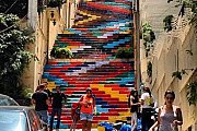 Tour: Discover the Mar Mikhael Stairs