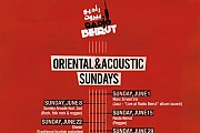 Oriental & Acoustic Sundays at Radio Beirut
