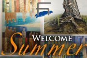 Welcome Summer - Collective Exhibition at Hamazkayin Art Gallery