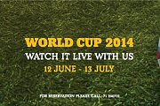World Cup 2014 at Clé