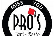 Watch the WORLD CUP at Pro's Cafe