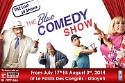 The Blue Comedy Show by Fady Raidy - The last 10 shows