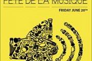 FETE DE LA MUSIQUE OFF FESTIVAL feat. Guru / Loopstache / Ruby Road / Afro Beat & Dj Estephe