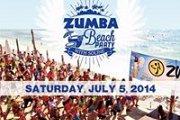 ZUMBA BEACH PARTY -4-