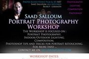 Portrait Photography Workshop with Saad Salloum