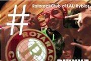 #... by Rotaract Club of LAU Byblos