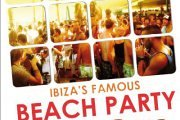 IBIZA'S FAMOUS Beach Party