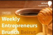 Weekly Entrepreneurs Brunch Beirut