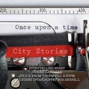 City Stories - Storytelling Night & Iftar Buffet at AltCity