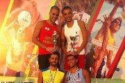1st USJ Beach volleyball championship 2011-2012