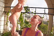 Dynamic Gymnastic for Newborn