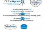 OrthoApnea Certification Course