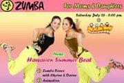 Zumba for Moms and Daughters