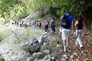 Hiking Ebri Reserve-Janneh with ProMax