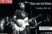 Zeid and the Wings