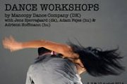 Dance workshops by Mancopy Dance Company