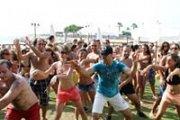 Full Day Salsa Beach Party
