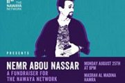 Nemr for Nawaya: A fundraising show for The Nawaya Network