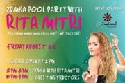 ZUMBA POOL PARTY AT VALLEY GREEN RESIDENCE