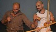 CAPOEIRA & ACTING workshop - MISHKAL Festival 2012 - AFPA