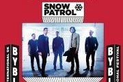 Snow Patrol at Byblos International Festival