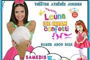 Louna Ice Cream et Confetti - Play for Children