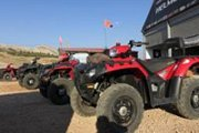 ATV from Laqlouq  with Dale Corazon to Qornet el Sawda