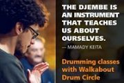 WALKABOUT WEEKLY DRUMMING SESSIONS