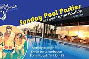 Sunday Pool Parties at The Lighthouse