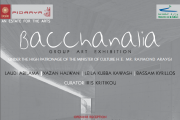 Group Art Exhibition- IXSIR Winery & Pidraya present Bacchanalia