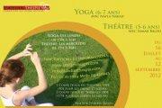 Yoga et Théâtre pour enfants (5-7 ans)