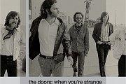 cine music - the doors: when you're strange