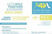WALK 4 YOUR LIFE TRIP TO DEIR EL QAMAR