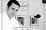Diner avec Adrien Trouillond, Cocktails avec Varia & Richard au SUD Restaurant