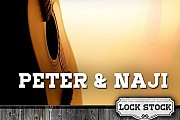 Peter & Naji live at Lock Stock