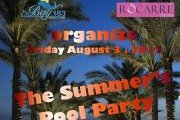 The Summer's Pool Party by Rôcarré events
