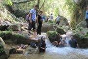 Wet Hiking in Reshmaya River with the Footprints Nature Club