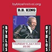 B.B. King at Byblos International Festival